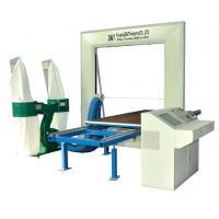 Buy cheap High Speed Rigid PU Foam Vacuum Cutting Machine Full Automatic , Foam CNC Cutter product