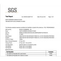 Sunred manufactory limited Certifications