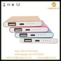 Buy cheap Hot selling fast charging power banks,external battery charger,portable battery from wholesalers