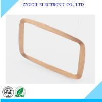 Buy cheap Insulated Copper Wire Coil / Winding Inductance Coil for Card Reader from wholesalers
