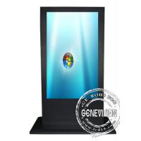 Buy cheap 65 Inch Touch Screen Kiosk from wholesalers