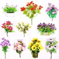 Buy cheap Artificial Flower Bush from wholesalers