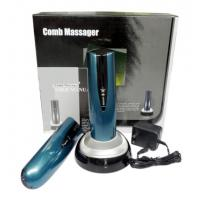 Buy cheap Electrical Massage Comb, 650NM Laser Comb Massager, Lotion-Infusing Comb from wholesalers