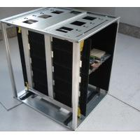 Buy cheap Portable Antistatic Pcb Magazine Rack Heat Resistance Max 80℃ Or  120℃ from wholesalers
