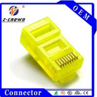 Buy cheap China Factory Cat5e Cat6 Cat7 Stranded/ Solid Network Cable Gold Plated from wholesalers