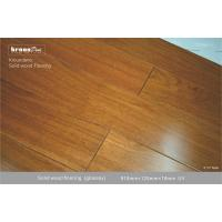 Buy cheap Natural E0 TEAK Solid Wood Flooring  with 1155 psi Janka Hardness from wholesalers