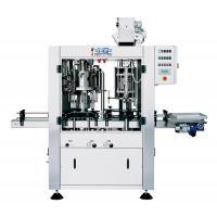 Buy cheap PLC Touch Screen Liquid Filling System , Pneumatic Bottle Filling Machine from wholesalers