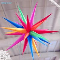 Buy cheap Customized Inflatable Haning Star with Led Light for Party and Events Decoration from Wholesalers
