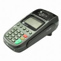 Buy cheap EFT POS Terminal with GPRS and Waterproof/Dustproof Function, Linux OS, Smart/RFID Card Reader from wholesalers