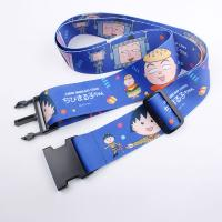 Buy cheap New products 2016 custom luggage belt manufacturer 180*5cmLuggage Belts from wholesalers
