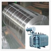 Buy cheap 1100 1060 1050 Hot Rolled Aluminium Strip 0.22mm to 0.5mm for Cable Heat Shield from wholesalers