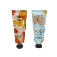 Buy cheap 30mm Dia Laminated Plastic Tubes Empty Hand Cream Tubes With Octagonal Cap from wholesalers