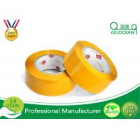 Waterproof BOPP Packing Tape Professional 40mic Clear Waterproof Adhesive Tape