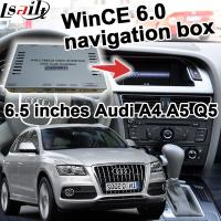 Buy cheap Touch offline Navigation Interface For 2009-2015 AUDI A5 A4 A6 A1 A7 A8 Q3 Q5 Q7 from Wholesalers