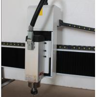 Buy cheap Servo system air cooling spindle Advertising Wood Carving Machine ZK-1212-3.5KW from wholesalers