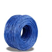 Buy cheap Cat 5 UTP Cable Solid Copper high speed  cat5e Lan cable 4 Pair Twisted Pair Copper Cables from wholesalers