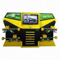 Buy cheap Wheel Alignment System with Zigbee Communication System, Designed for 4S Shop, Tire Shop, Auto Shop product