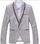 Buy cheap Silk and wool made business suit,elegant men suits,mens wedding suit,Suit,man suit,office uniform,office uniform design,men coat from wholesalers