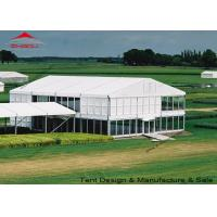 Buy cheap Flame Retardant DIN4102 B1 Outdoor Event Tent / Heavy Duty Party Tent from wholesalers
