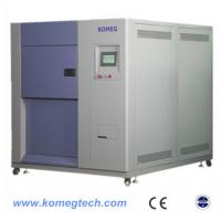 Buy cheap High Stability ESS Environmental Stress Screening , 3 Zone Thermal Shock Test Chamber from wholesalers