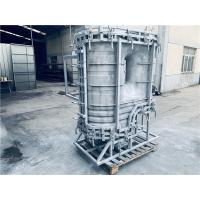 Buy cheap 1500 Liters Water Tank Mould A356 Casting Aluminum Material Rotation Molding from wholesalers