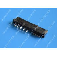 Buy cheap 22 Pin Female SATA Data Connector SMT and Reverse Type 1.5A Current Rating from wholesalers