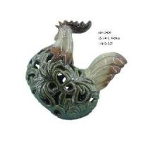 Buy cheap Ceramic Decorative Hollow out Rooster (D8-10450) from wholesalers