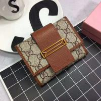 Buy cheap The new fashion lady, the wallet, the bomb  ️Classic fashion, funky  ️Cowhide with PVC, perfect with super hot  quality from wholesalers