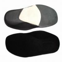 Buy cheap Full-length Sports Shoe Pads, Made of EVA, Latex and Velour Materials from wholesalers