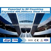 Buy cheap Q345 Q235 Metal Buildings Steel Frame Structure For Norway Client from wholesalers
