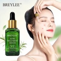 Buy cheap BREYLEE Acne Treatment Face Serum Mask Anti Acne Pimple Scar Remover Moisturizing Whitening Skin Facial Essence Cream from wholesalers