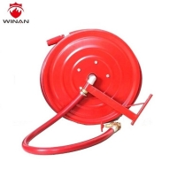 Buy cheap Wall Mounted First Aid Fire Hose Reel 25mm Or Customized Inside Dia. from wholesalers