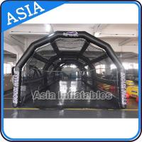 Buy cheap Durable PVC Baseball Inflatable Batting Cages Outdoor Inflatable Tent from wholesalers