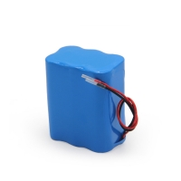 Buy cheap 12V NMC 6000mAh Rechargeable Lithium Battery Pack Deep Cycle product