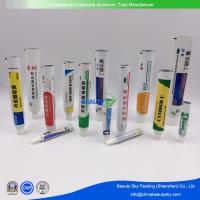 Buy cheap Dia.13.5--60mm  Printed toothpast packaging tube plastic tube from wholesalers