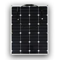 Buy cheap 18 Volt 60 Watt RV Flexible Solar Panels Convenient With Safety Protection from wholesalers