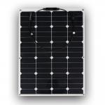 Buy cheap PET flexible solar panel 60 Watt flexible solar panel 12v RV Flexible Solar Panels from wholesalers