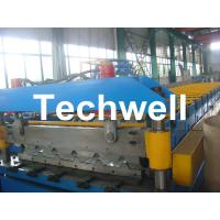 Buy cheap IBR Sheet / Sheeting Making Machine With PLC Frequency Control System from wholesalers
