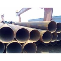 Buy cheap Astm A572 Gr.50 Welded Erw Carbon Steel Pipe from wholesalers