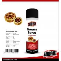 Buy cheap AEROPAK 500ML aerosol spray can Multi purpose lubrcant Grease Spray from wholesalers