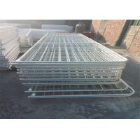 Buy cheap 2400mm Length Braced Farm Gate Fence Grassland Protection With Hinge And Latch from wholesalers