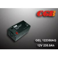 Buy cheap 12V 235AH Valve Regulated Lead Acid Rechargeable Battery for Energy Storage from wholesalers