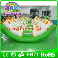Buy cheap QinDa inflatable adult seesaw inflatable seesaw chair inflatable water games from wholesalers