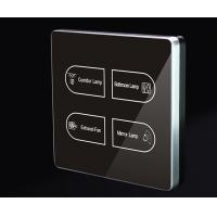 Buy cheap Smart home hotel wall switch touch light switch from wholesalers