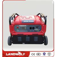 Buy cheap Home Backup Office Single Phase Air Cooled Diesel Petrol Generators sets from wholesalers