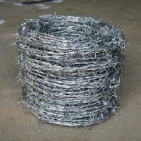 Buy cheap Concertina Razor/Barbed Iron Wire with 2.5mm Gauge, Made of High Carbon Steel Core Wire from wholesalers