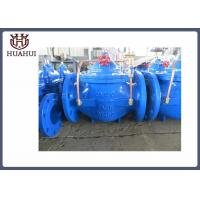 Buy cheap Blue Color T Type Hydraulic Control Valve , Pressure Reduce Valve  PN10 product