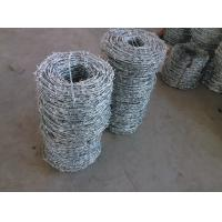 Electric Galvanized 16*18# Wire Gauge Double Twist Barbed Wire