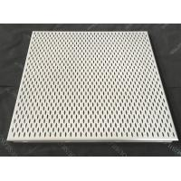 China Leaf- Shaped Galvanized Steel Metal Clip in Ceiling Tiles Panels for Interior Decoration on sale