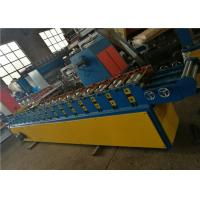 Buy cheap Rolling Shutter Door Roll Forming Machine , Shutter Manufacturing Equipment from wholesalers
